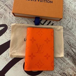 Authentic Louis Vuitton pocket organizer